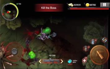 Zombie Shoot: Pandemic Survivor взломанный на много денег
