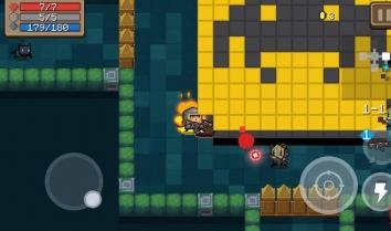Soul Knight взломанный (Мод много денег)