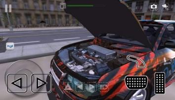 Urban Car Simulator взломанный