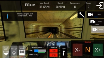 AG Subway Simulator Mobile полная версия