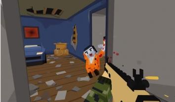 Pixel Combat: Zombies Strike взломанный