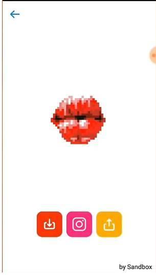 Sandbox - Раскраски по номерам полная версия на Андроид ...