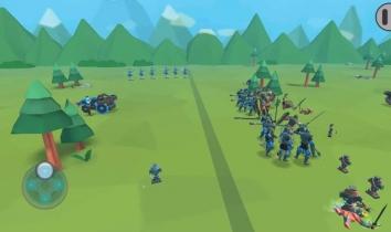 Epic Battle Simulator 2 взломанный на много денег