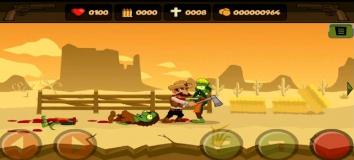 Взломанный Zombies and Guns (Мод свободные покупки)