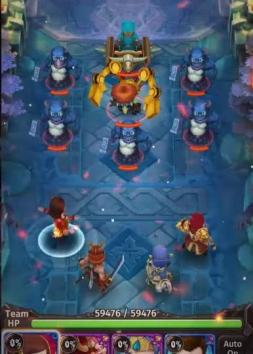 Взлом Hyper Heroes: Marble-Like RPG