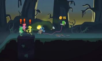 Взломанный Zombie Catchers (много денег)