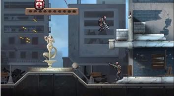 Flat Army: Sniper War взломанный (Мод много денег)