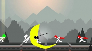 Stick Fight: Shadow Warrior взломанный (Мод много денег)