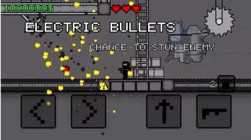 Pixel Force взломанный (Мод много денег)