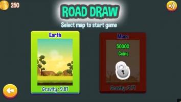 Road Draw: Climb Your Own Hills взломанный (Мод много денег)