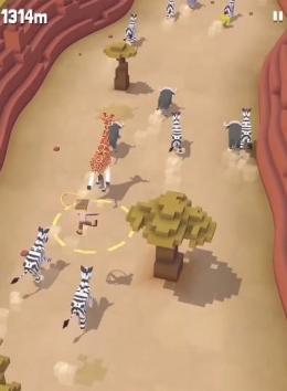 Дикое родео: Зоопарк взломанный (Мод много денег)