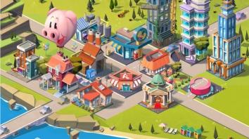 Build Away! Город твоей мечты взломанный (Мод много денег)