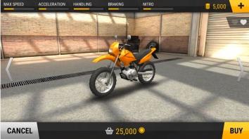 Moto Racing 3D взломанный (Мод много денег)