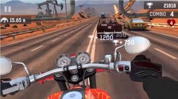 Moto Rider GO: Highway Traffic взломанный (Мод много денег)