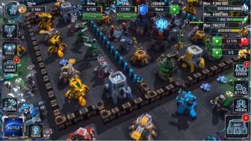 Galaxy Control: 3d strategy взломанный (Мод много денег)