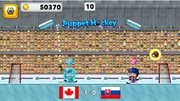 Кукольный Хоккей: марионетка взломанный (Мод много денег)