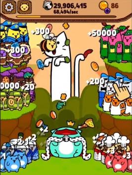 Kitty Cat Clicker - Game взломанный