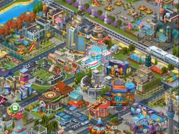 SuperCity: Строй город чудес! взлом