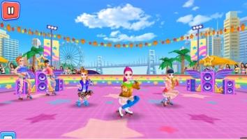 Девчонки на роликах – Танцы на колесах взломанная