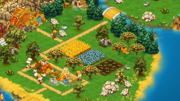 Славяне: Ферма взломанный