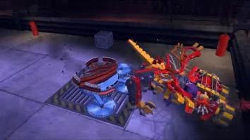 Бои роботов 2 - Миниботы взломанный (Мод много денег)