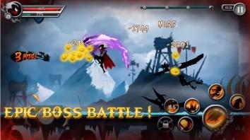 Взломанная Stickman Legends - Ninja Warriors: Shadow War (Мод бесконечные деньги и золото)
