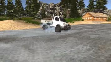 Dirt On Tires 2: Village взлом (Мод много денег)