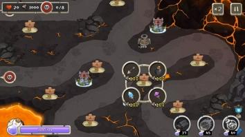 Tower Defense King взломанный (Мод много денег)
