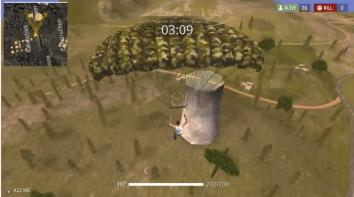 Free Fire - Battlegrounds взломанный (Мега мод)
