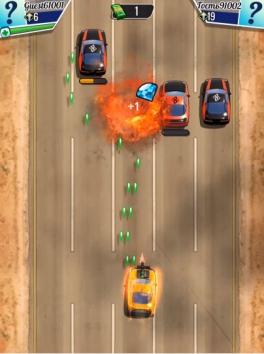 Fastlane: Road to Revenge взлом (Мод много денег)