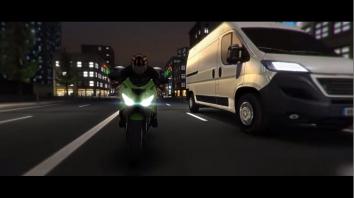 Racing Fever: Moto взломанный (Мод много денег)