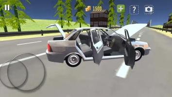 Симулятор Автомобиля взломанная (Мод много денег)