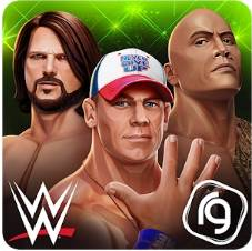 WWE Mayhem взломанный (Money/Unlocked)