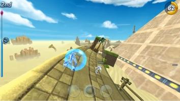 Sonic Forces: Speed Battle взлом (Мод разблокировано)