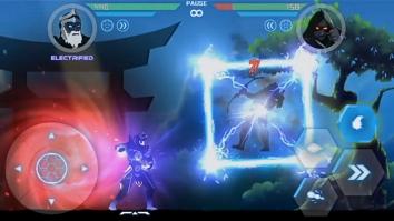 Shadow Battle 2.1 взломанный (Мод много денег)