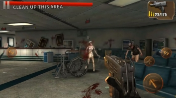 Zombie Dead Set взломанный (Мод много денег)