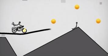 Stickman Racer Road Draw взломанный (Мод много денег)