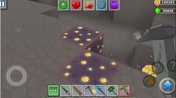 Мир кубов - Exploration Lite Craft взломанный (Мод много денег)