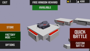Cyberspace Tanks 3D взломанный