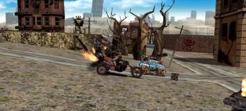 Dead Paradise: The Road Warrior взломанный (Мод много денег)