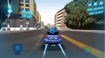 Уличные гонки 3D взломанный (Мод много денег)