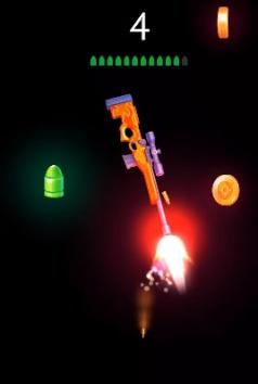 Flip the Gun - Simulator Game взломанный (Мод много денег)