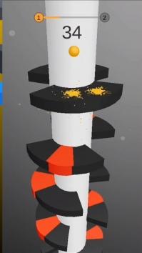 Helix Jump взломанный (Мод без рекламы)