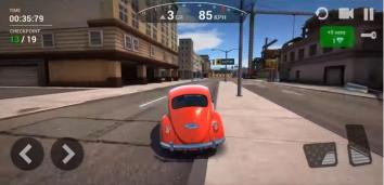 Ultimate Car Driving: Classics взломанный (Мод много денег)