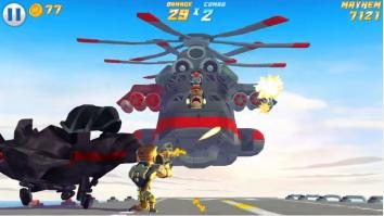 Major Mayhem 2 - Action Arcade Shooter взломанный (Мод много денег)