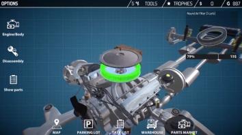 Car Mechanic Simulator 18 взломанный (Мод много денег)