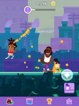 Partymasters - Fun Idle Game взломанный (Мод много денег)