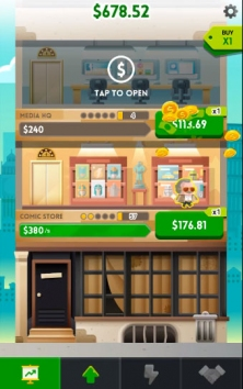 Cash, Inc. Fame & Fortune Game взлом (Мод много денег)