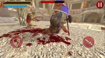 Gladiator Glory взломанный (Мод много денег)
