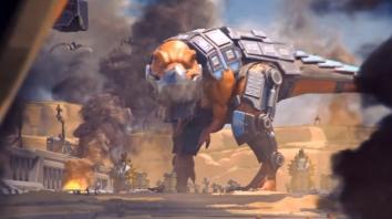 Dino War взломанный (Мод на деньги)